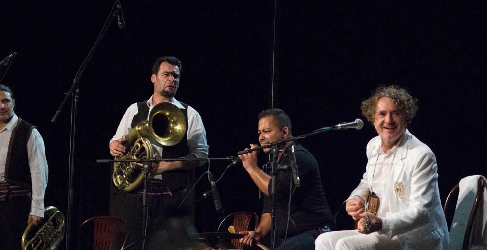 Goran Bregovic – Πετρολούκας Χαλκιάς live - Review