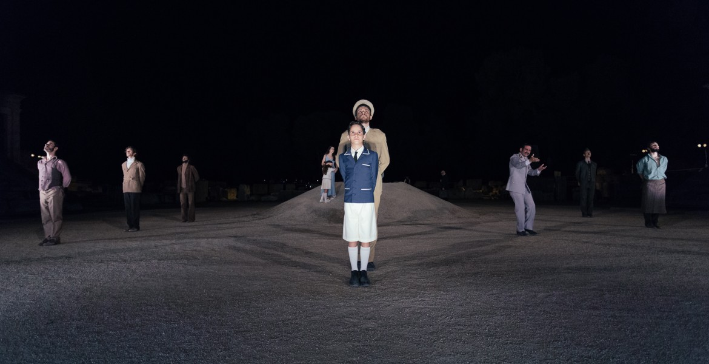 Άλκηστη του Ευριπίδη 18 και 19 Σεπτεμβρίου, Θέατρο Βράχων