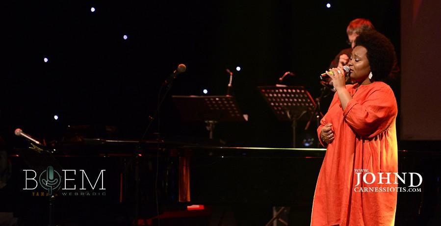 Αφιέρωμα στη Cesaria Evora @ Gazi Live
