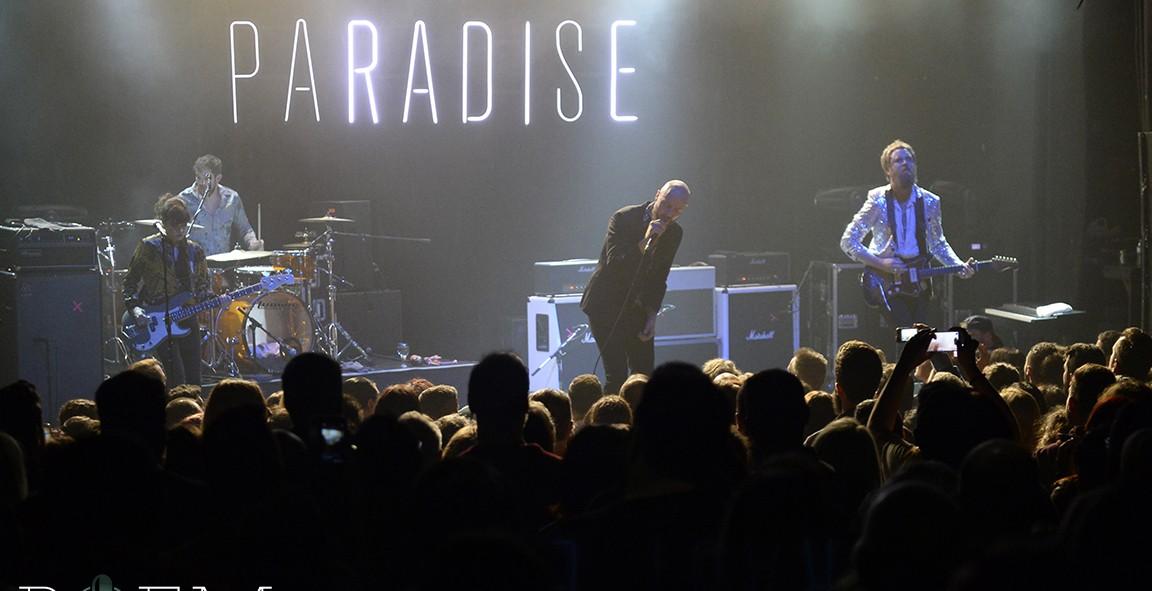 Paradise / George Gaudy & SUN live @ Gagarin 205