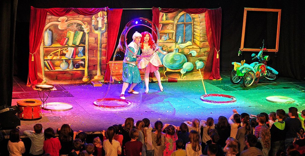 First Soap Bubble Theatre