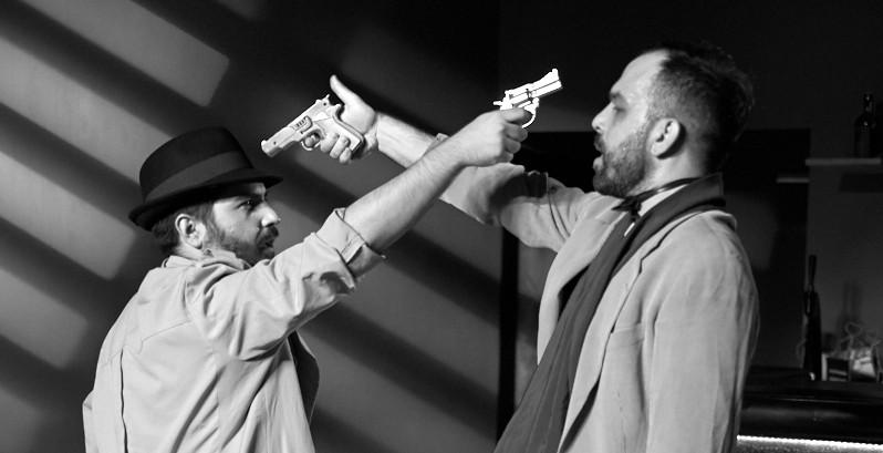 Έγκλημα στο Cafe – Noir. Μέχρι την Κυριακή των Βαΐων