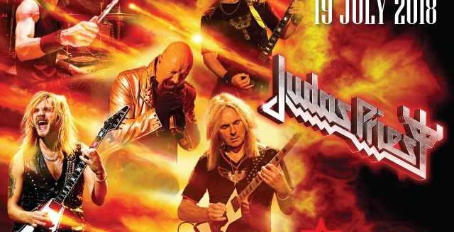 ROCKWAVE FESTIVAL 2018 DAY 2 : JUDAS PRIEST,SAXON, ACCEPT