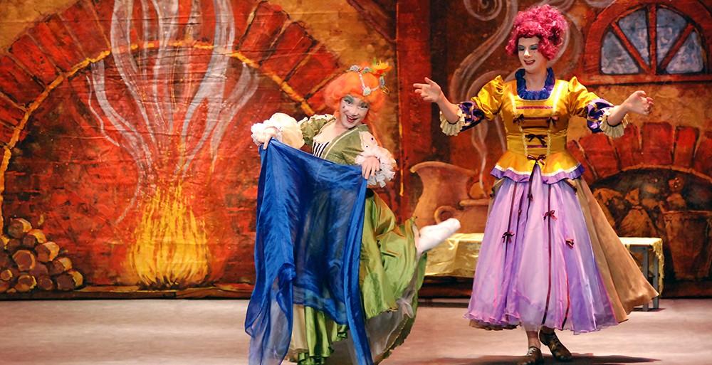 ΣΤΑΧΤΟΠΟΥΤΑ, Russian Ballet Theater