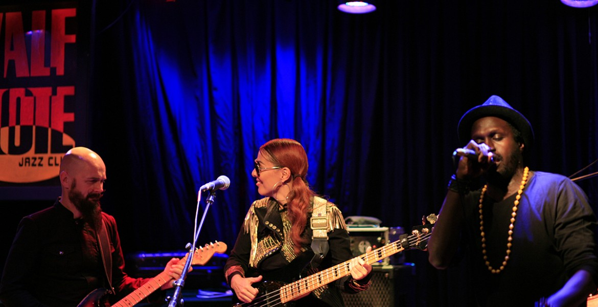 Ida Nielsen and The Funkbots @ Half Note - Review