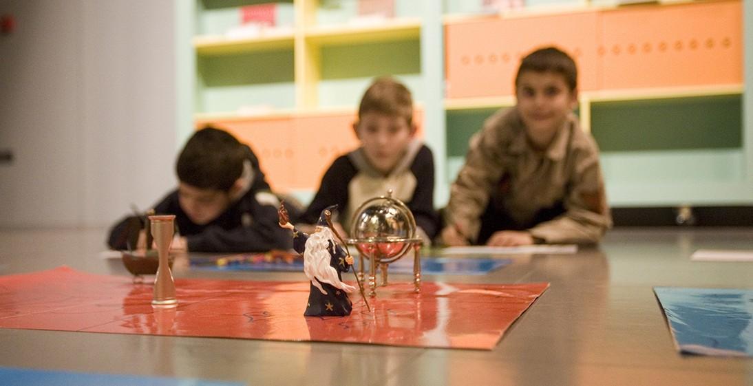 Εκπαιδευτικά Προγράμματα στον Ελληνικό Κόσμο - Νοέμβριος 2018
