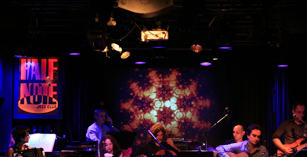 Cinema Paradiso Project live @ Half Note - Review