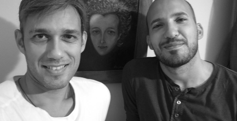 Δημήτρης Σταματελόπουλος και Γιάννης Φίλιας @ Boem Radio