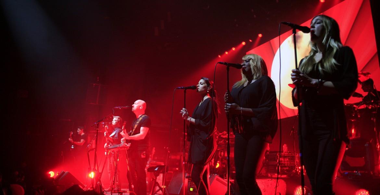 Brit Floyd live @ Piraeus Academy - Review