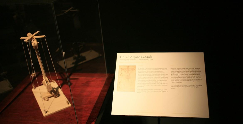 LEONARDO DA VINCI 500 YEARS OF GENIUS