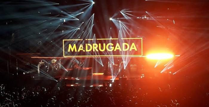 Madrugada @ Oslo Spektrum