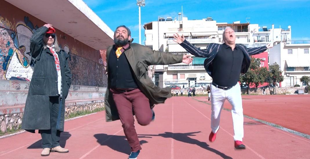 Μουστάκας VS Τραγουδόσαυρος @ Boem Radio
