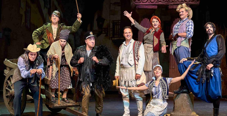 Ιστορίες του παππού Αριστοφάνη - Τελευταίες παραστάσεις