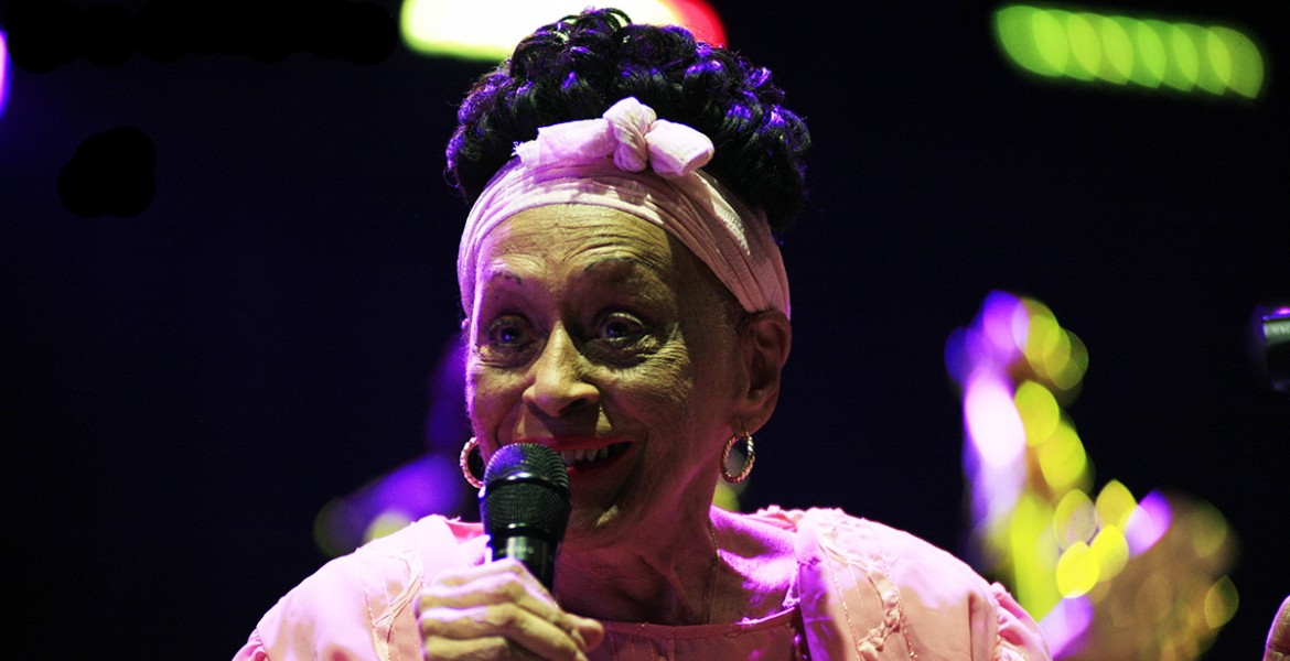 Omara Portuondo - Last Kiss - Review