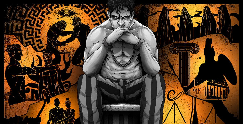 OresteiaReversed - Έκθεση κόμικς εμπνευσμένων από την Ορέστεια