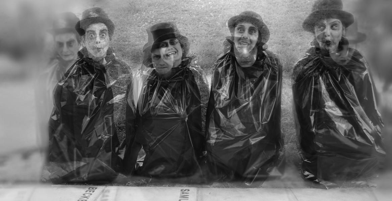 Θεατρική Ομάδα Κωφών Τρελά Χρώματα - Περιμένοντας τον Γκοντό, του Samuel Beckett