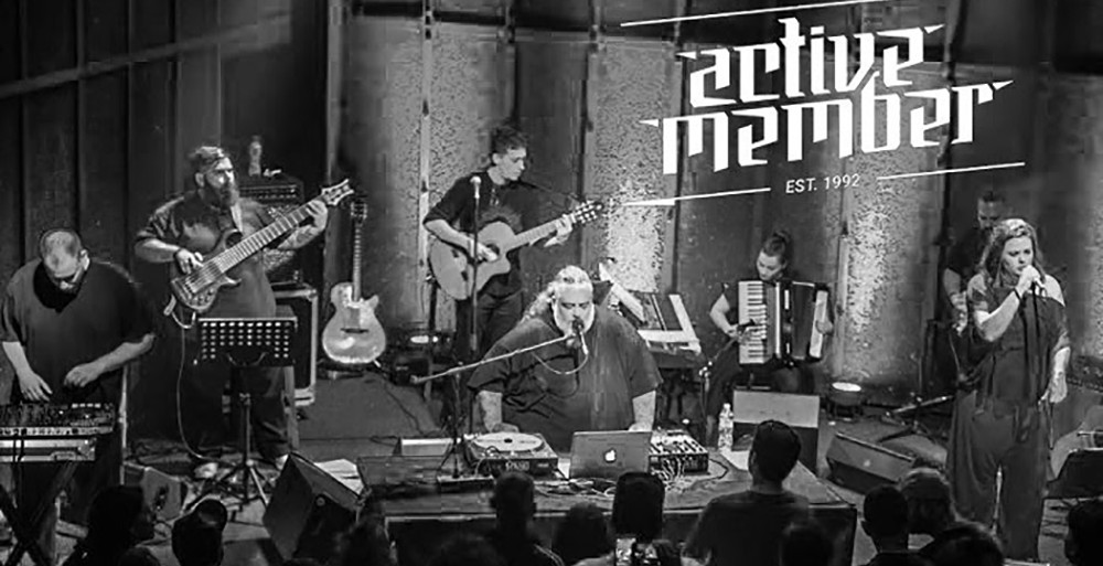 Active Member - live full band, Σάββατο 9 Νοεμβρίου - Piraeus 117 Academy