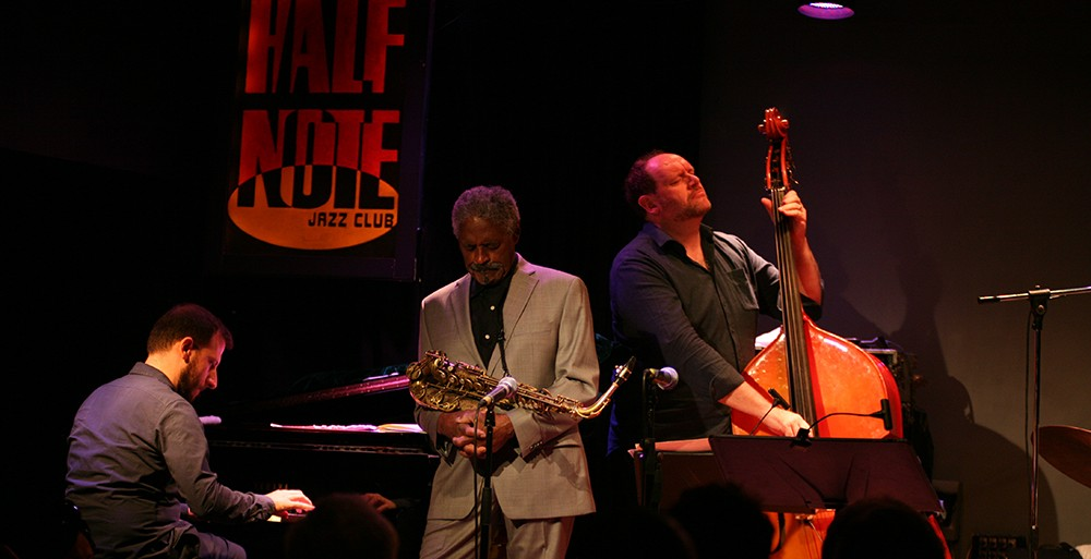 Charles McPherson Quartet @ Half Note - Review