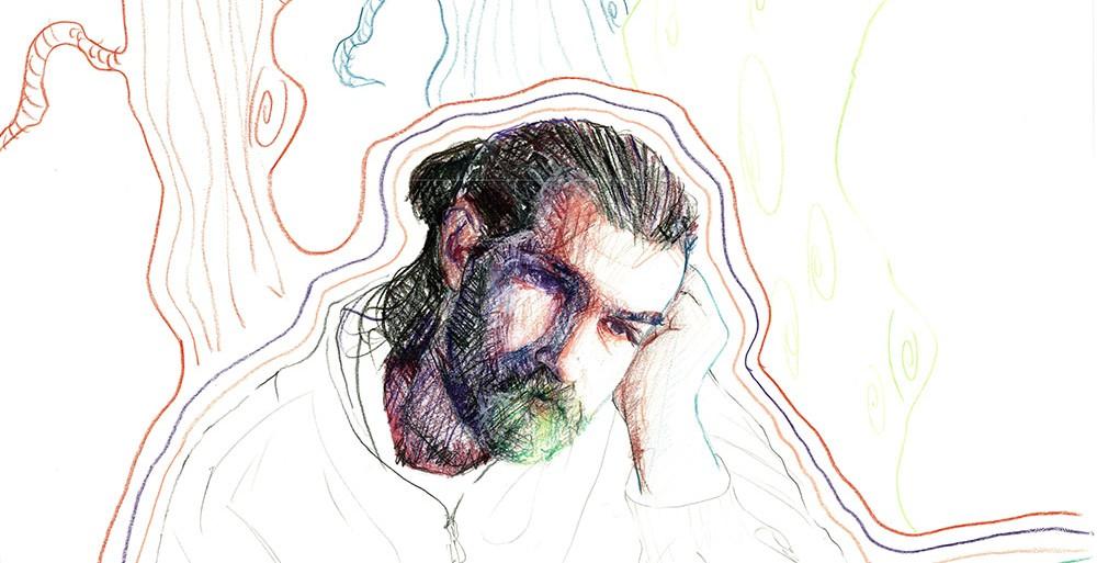 Δημήτρης Αγγελόπουλος - Το ίχνος της γραμμής