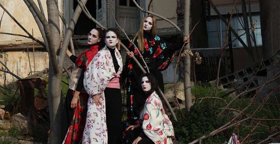 Ιστορίες Φαντασμάτων από την Ιαπωνία του Λευκάδιου Χερν