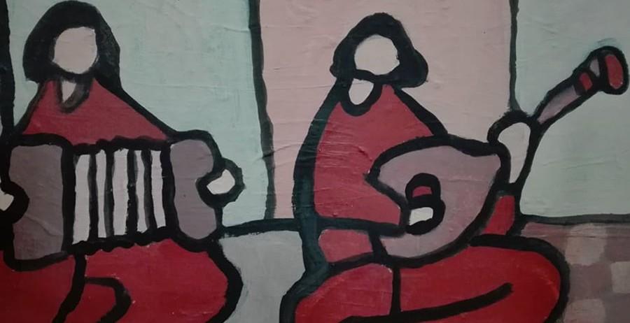 Αναδρομική Έκθεση Ζωγραφικής, Αλέξη Πατσή