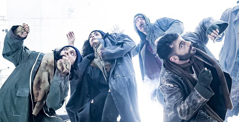 Οι ελεύθεροι πολιορκημένοι του Διονύσιου Σολωμού