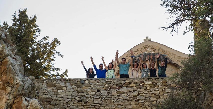 Βιωματικά σεμινάρια χορού στην Κρήτη