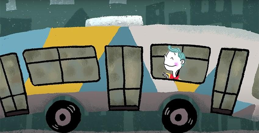Στο Λεωφορείο – Κατερίνα Κυρμιζή – Κάκτοι ΙΙ