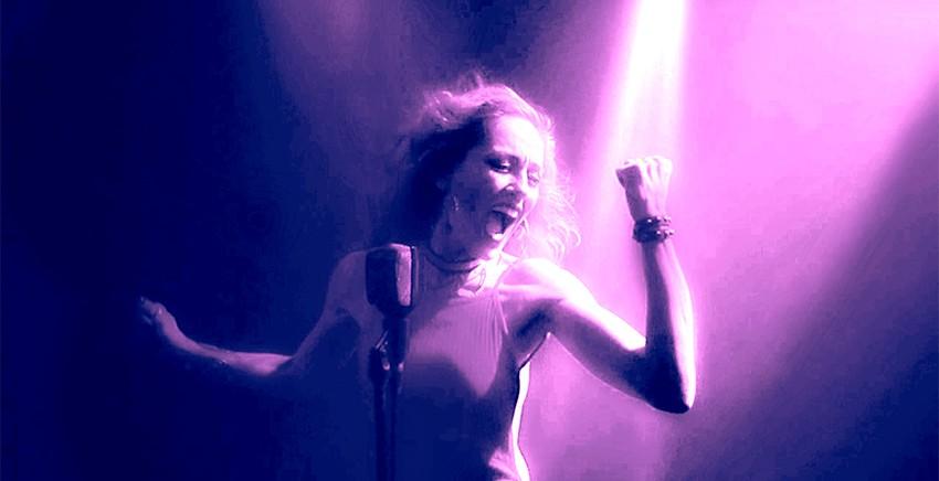Η Τάνια Κικίδη στο 5ο bio-Mechanical Festival