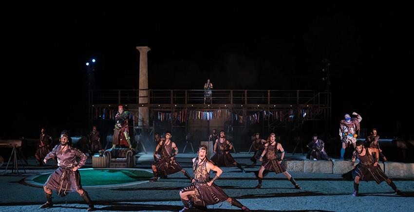 Οι Ιππείς του Αριστοφάνη στην Αθήνα