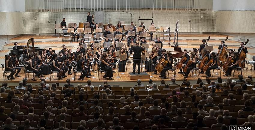 The Underground Youth Orchestra στο Θέατρο Ρεματιάς