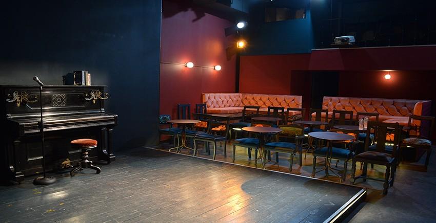 Red Jasper Cabaret Theatre