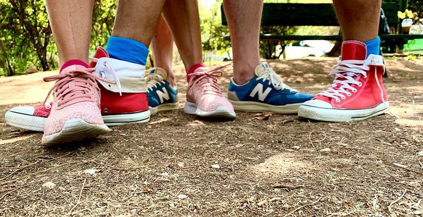 Μπες στα παπούτσια μου